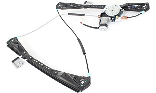 01 lincoln ls window regulator - 8