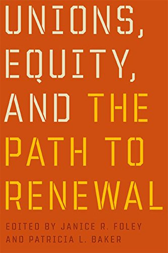 Unions, Equity, and the Path to Renewal PDF