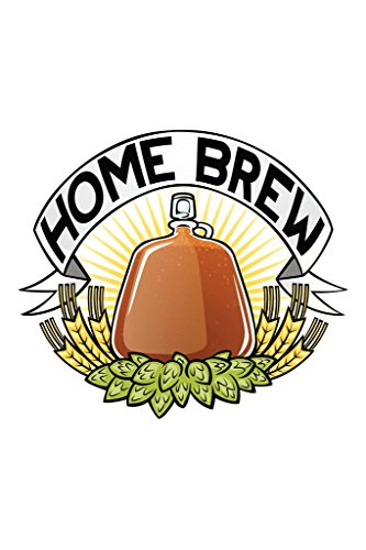 Home Brew Beer Art Print Poster 24x36 inch (Microbrewery Kit)