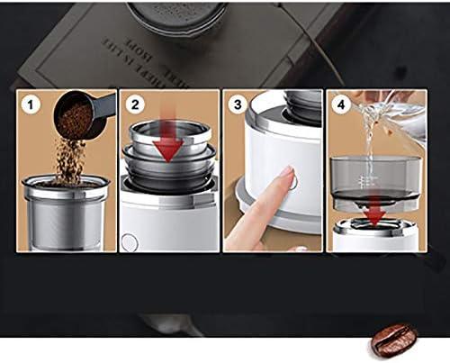 Moligh doll Tazza di caffè Portatile Macinacaffè Portatile Rotante Integrata Integrata Un Mano Macinacaffè Macchina da caffè