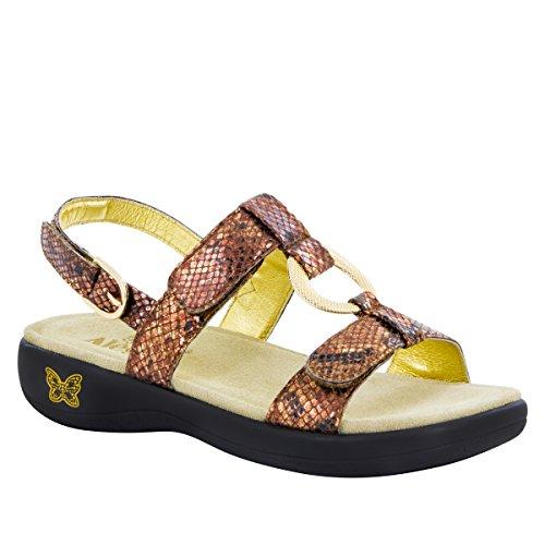 Alegria Womens Julie Riches Sandal - 38