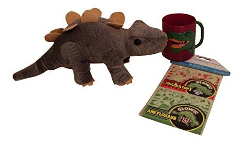 3 pc Dinosaur Themed Bundle: 1- 6