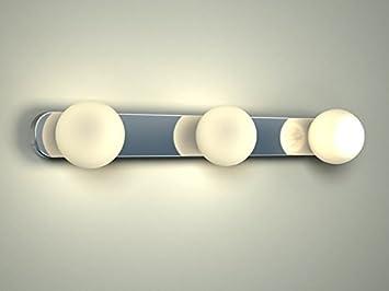 BRAZOS III Modern Badezimmer Wandleuchte Wandlampe: Amazon.de ...
