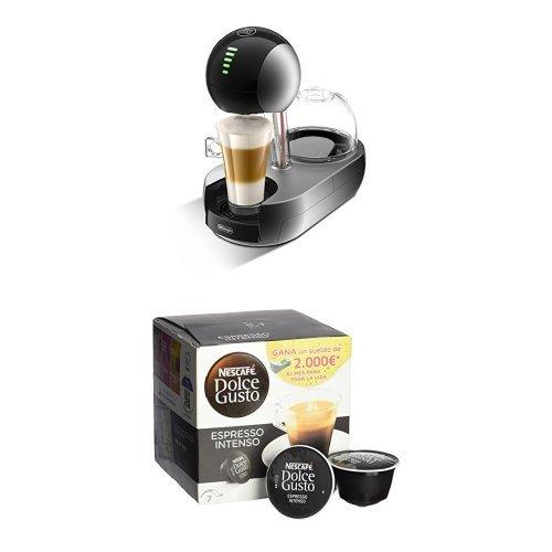 Cafetera Delonghi Stelia + 2 Packs de cápsulas de café (32 ...
