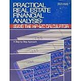 Practical Real Estate Financial Analysis, Elbert B. Greynolds and Julius S. Aronofsky, 0884624978