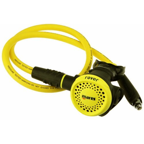 Mares - Rover 2nd Stage Octopus Regulator with 1M Hose and Protector
