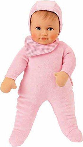 "Kathe Kruse Puppa Milena Baby Doll, Pink, 14"""