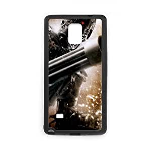 Terminator Samsung Galaxy Note 4 Cell Phone Case Black Phone cover P553063