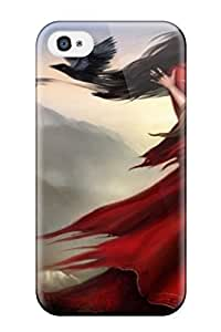 Fashionable ArX-5188lHHsAUTk Iphone 4/4s Case Cover For Cartoons Love Couple Animated Protective Case