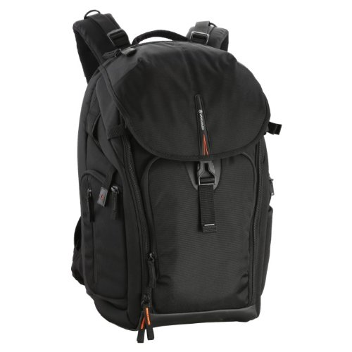 Vanguard The Heralder 48 Back Pack for Camera and Accessories (Black) by Vanguard