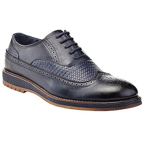 Franco Vanucci Men\'s Diego Wingtip Oxford Shoes i6A5O4fk