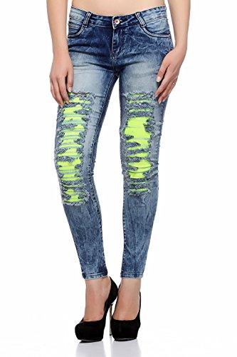 Fasnoya Women #39;s Skinny Fit Jeans