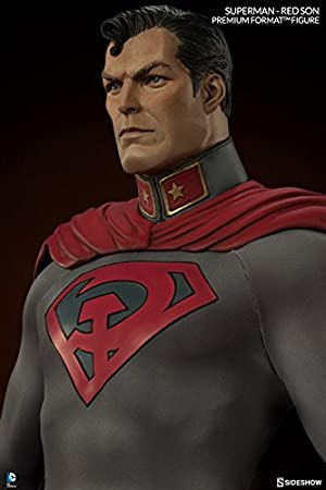 Sideshow Collectibles SS3002153 Superman Red Son Figure Premium Format Figure