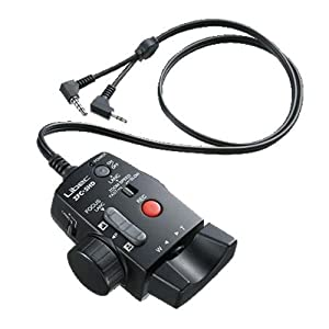Libec ZFC-5HD and Focus Control for LANC (Sony/Canon) and Panasonic Cameras