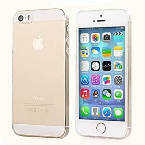 ZCL Transparent Ultrathin Back Case for iPhone 5/5S