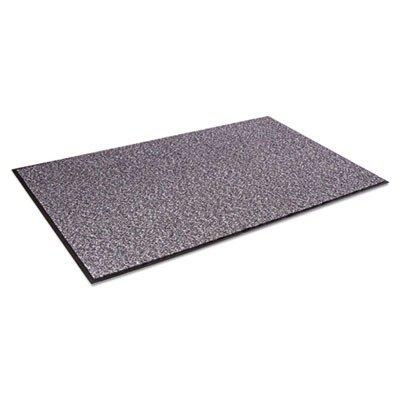 Crown Cordless Stat-Zap Carpet Top Mat, Polypropylene, 36 by 60, Pewter (SPNC35PE) by Crown