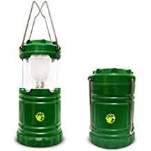 Camping Lantern LED - Portable Collapsible Water Resistant and Lightweight