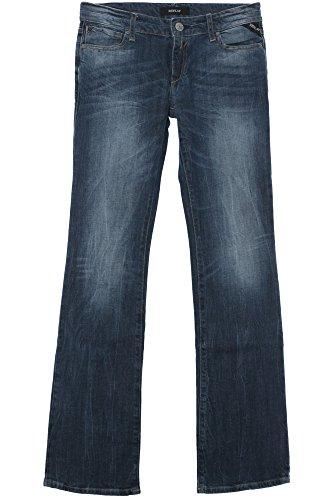 Replay - Jeans - Bootcut - Femme Bleu Us