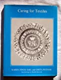 Caring for Textiles, Karen Finch and Greta Putnam, 082300564X