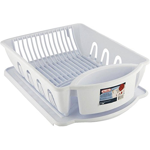 Sterilite 06418006 Ultra Sink Set - White