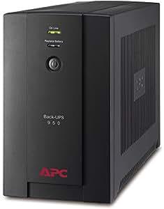 APC BX950U-GR - Fuente de alimentación Continua, 950 W