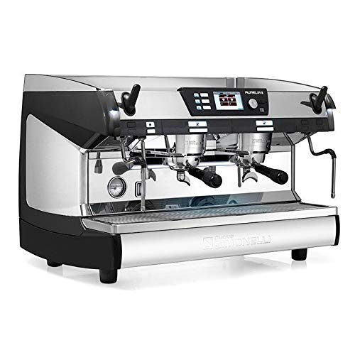 Nuova Simonelli AURELIA II T3 Volumetric 2 Group Espresso Coffee Machine