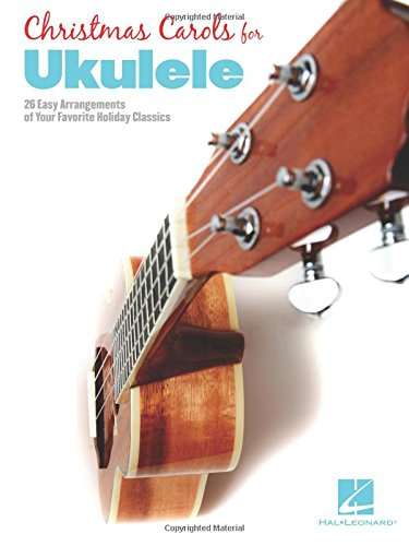 Christmas Carols for Ukulele - Christmas Rock Songbook