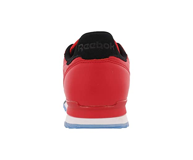 291552153c1 Reebok Men s Classic Leather Ripple Low BP Primal Red White Black (BS5250)  Red Size  8.5 D (M) US  Amazon.co.uk  Shoes   Bags