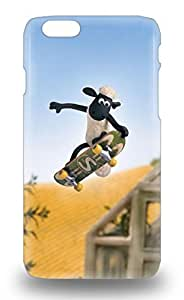 For Iphone The United Kingdom Shaun The Sheep Protective 3D PC Case Cover Skin Iphone 6 3D PC Case Cover ( Custom Picture iPhone 6, iPhone 6 PLUS, iPhone 5, iPhone 5S, iPhone 5C, iPhone 4, iPhone 4S,Galaxy S6,Galaxy S5,Galaxy S4,Galaxy S3,Note 3,iPad Mini-Mini 2,iPad Air )