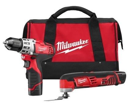 MILWAUKEE M12 Multi-Tool, Dril