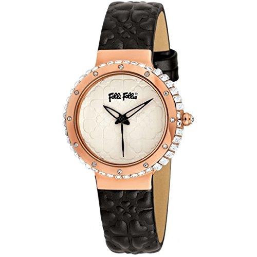 Señoras brazalete Folli Follie H4H vertical reloj 6010.1506