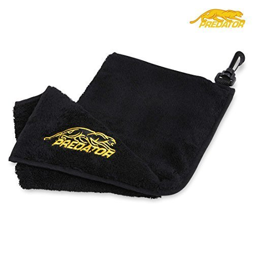 PREDATOR Billiard TOWEL - For Hands and Shaft - 100% - One Shaft Predator