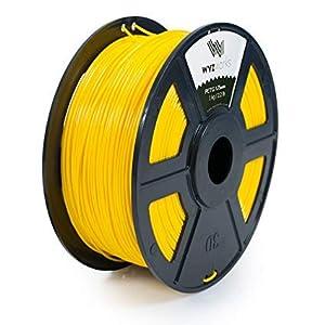 Flashforge Yellow PETG filament 1 Kg by WOL 3D
