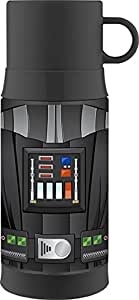 Thermos Funtainer 12 Ounce Warm Beverage Bottle, Darth Vader Armour