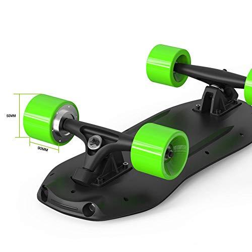 Electric Skateboard 100W Motor Four-Wheeled Kid's Scooter Electric Mini Skateboard by Santree (Image #2)