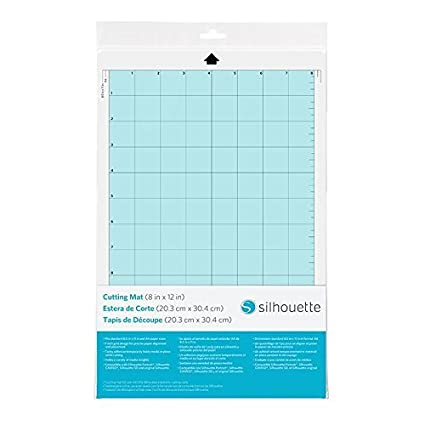 Silhouette 8 X 12 Cutting Mat Carrier Sheet For The Cameo And Portrait