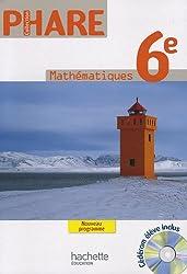 Mathmatiques 6e (1Cdrom)