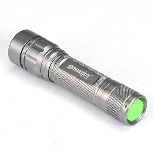 Fortan Fokus 3000 Lumen 3 Modi CREE XML XPE LED 18650 Taschenlampe Leistungsstarke
