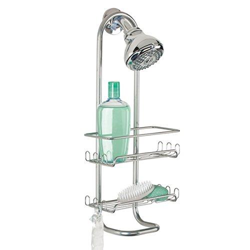 mDesign Classic Bathroom Shampoo Conditioner product image