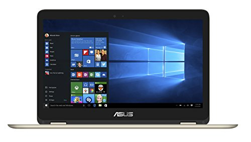 ASUS ZenBook Flip UX360CA 13.3-inch Full-HD Touchscreen Laptop (Intel Core M CPU, 8 GB RAM, 512 GB Solid State Drive)...