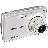 Bell+Howell S40HDZ-S 16Digital Camera with 2.7 LCD (Silver)