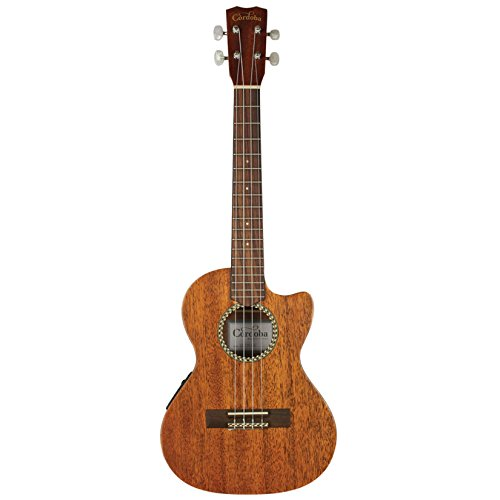 - Cordoba 20TM-CE Acoustic Electric Tenor Ukulele