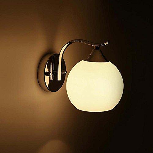 Cheap  GJX LED Single/Double Head Wall Lamp E27 Hardware Bedside Lamp Modern Minimalist..