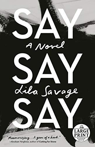 Say Say Say: A novel
