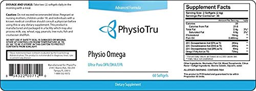 Physio Omega - 2 Pack