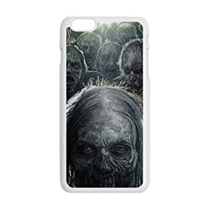 Walking dead scary walker Cell Phone Case for iPhone plus 6