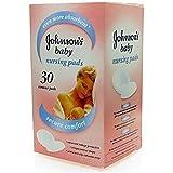 JOHNSONS NURSING BREAST PADS - 30 PADS (Packaging May Vary)