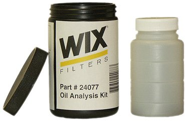 WIX Filters - 24077 Oil Analysis Kit, Pack of (Oil Test)