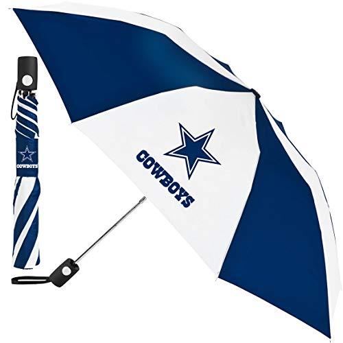 NFL Dallas Cowboys Auto Folding Umbrella