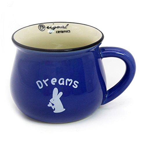 8 oz porcelain coffee cups - 7